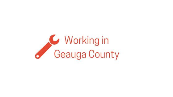 Working in Geauga County