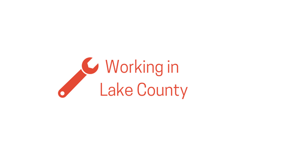 Working in Lake County
