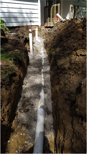 sewer line repair in chagrin valley, oh