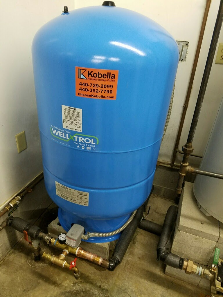 Water Tank Installation : Kobella plumbing heating cooling photo gallery