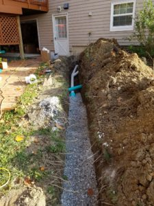 Local cleveland plumbers serving lake county for Sewage backing up into house